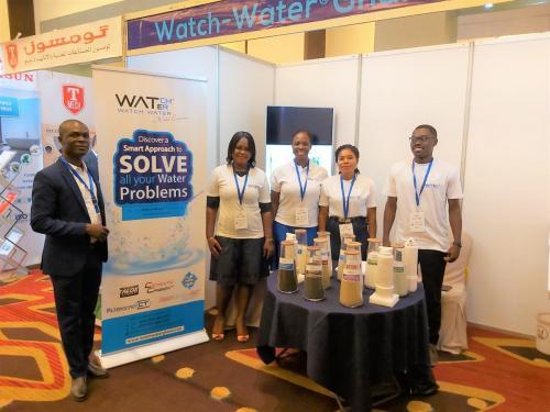 Watch Water Ghana
