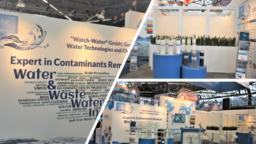 Watch Water (Aquatech 2019)