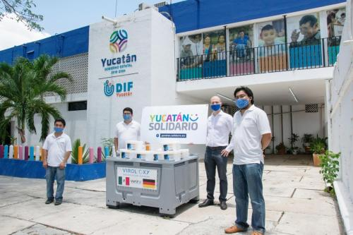 Virol-Oxy Donation Mexico